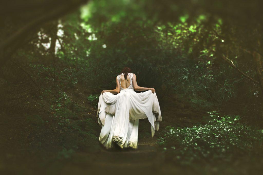 Drugie życie sukni ślubnej